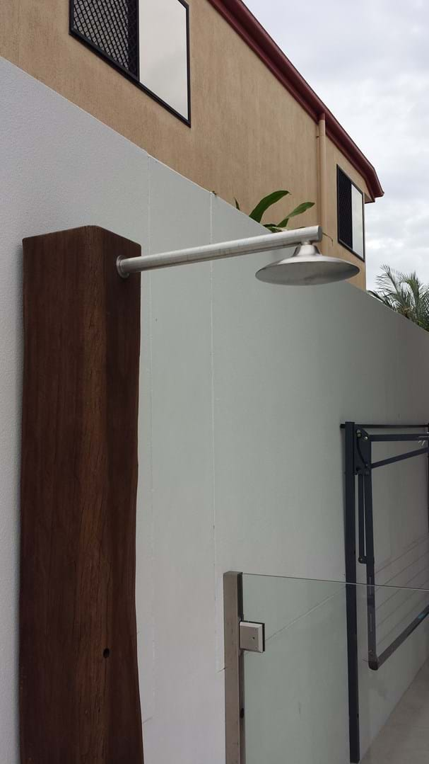 Outdoor Showers | Kenchi Lifestyle Gardens | Gold Coast