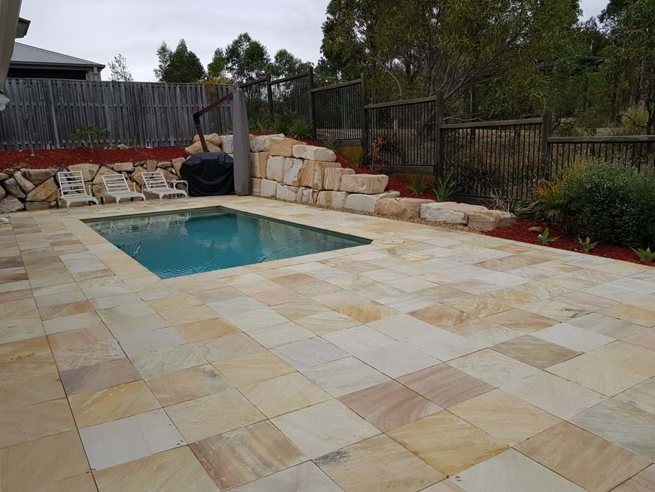 Pool Surrounds | Kenchi Lifestyle Gardens | Gold Coast