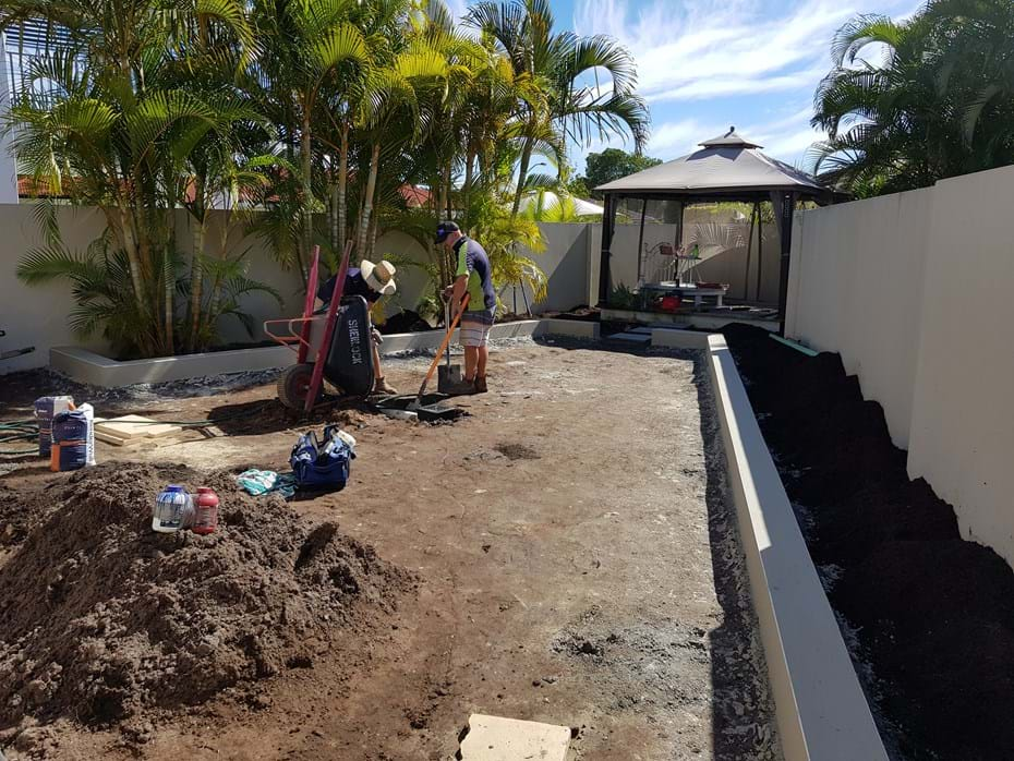 Recent Projects | Kenchi Lifestyle Gardens | Gold Coast