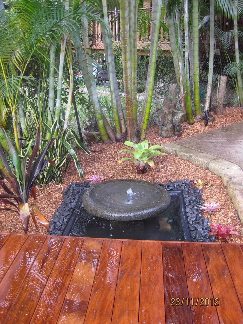 Water Features | Kenchi Lifestyle Gardens | Gold Coast